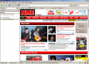 NME.com - degrades gracefully for those with sidebars open